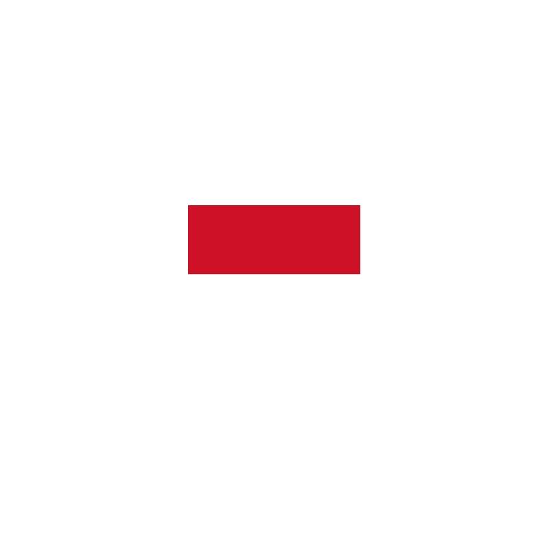 FLAG MONACO 20X30 CM