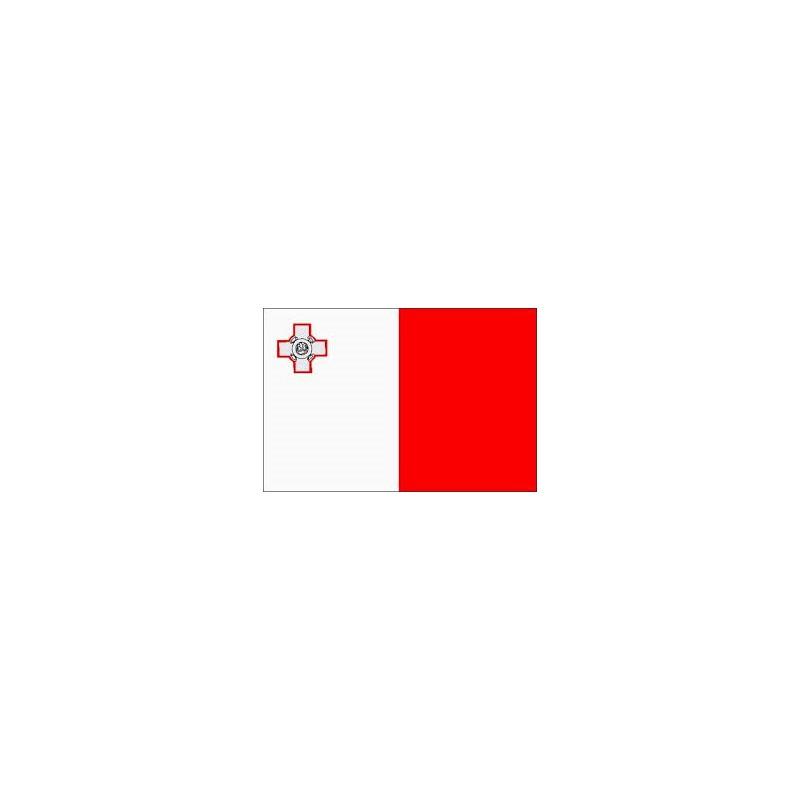 FLAG MALTA 50X75CM