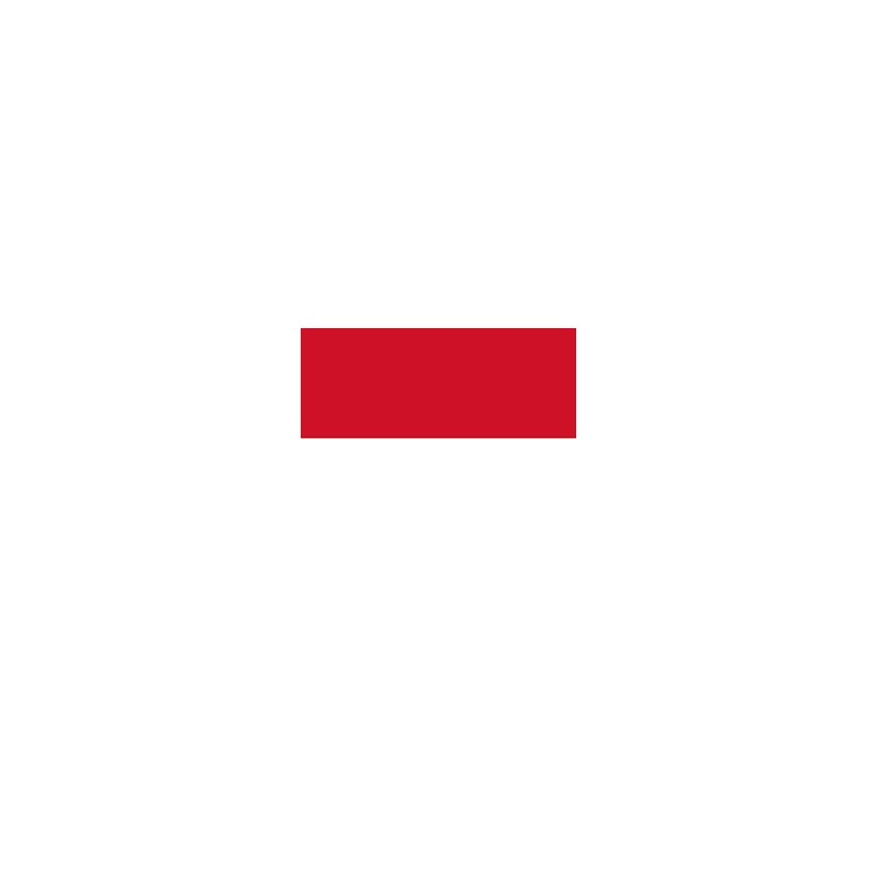 FLAG MONACO 30X45CM