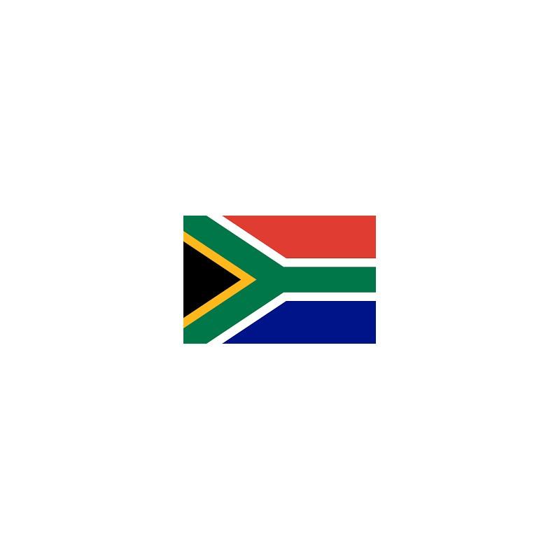 FLAG SOUTH AFRICA 30X45CM