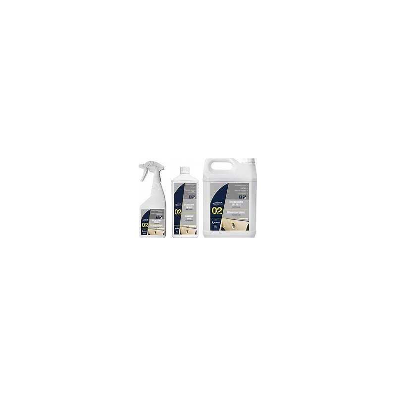 NAUTIC CLEAN 02 SCALING CLEANER FOR HULLS 1L