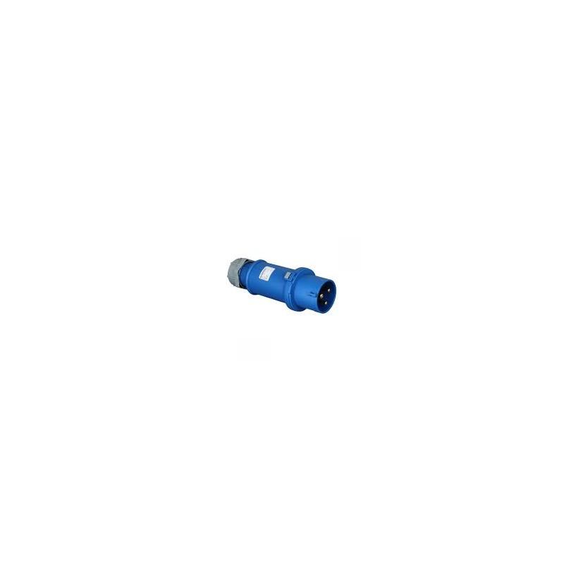 MENNEKES PLUG 16A 2P+T 230V MALE