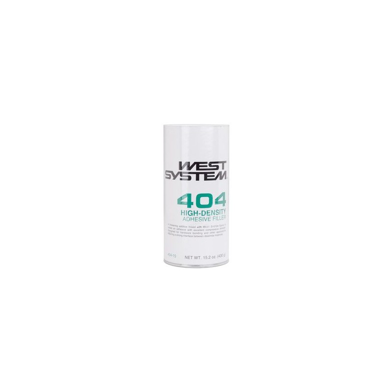 WEST SYSTEM HIGH DENSITY ADHESIVE FILLER N°404 250G