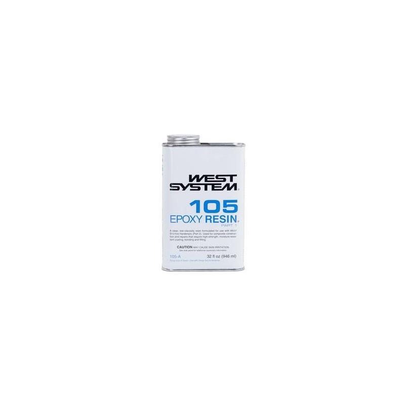 WEST SYSTEM EPOXY RESIN N°105-A 946ML
