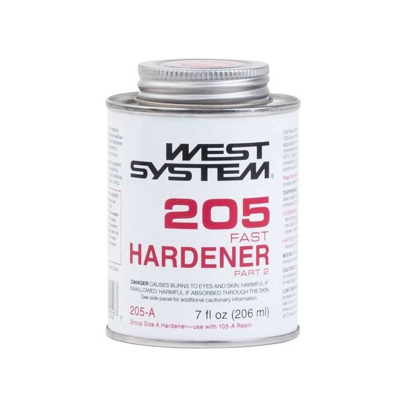 WEST SYSTEM FAST HARDENER N°205-A 206ML