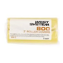 "WEST SYSTEM ROLLER COVERS 7"" PACK OF 2"