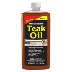 STARBRITE GOLDEN TEAK OIL 473ML