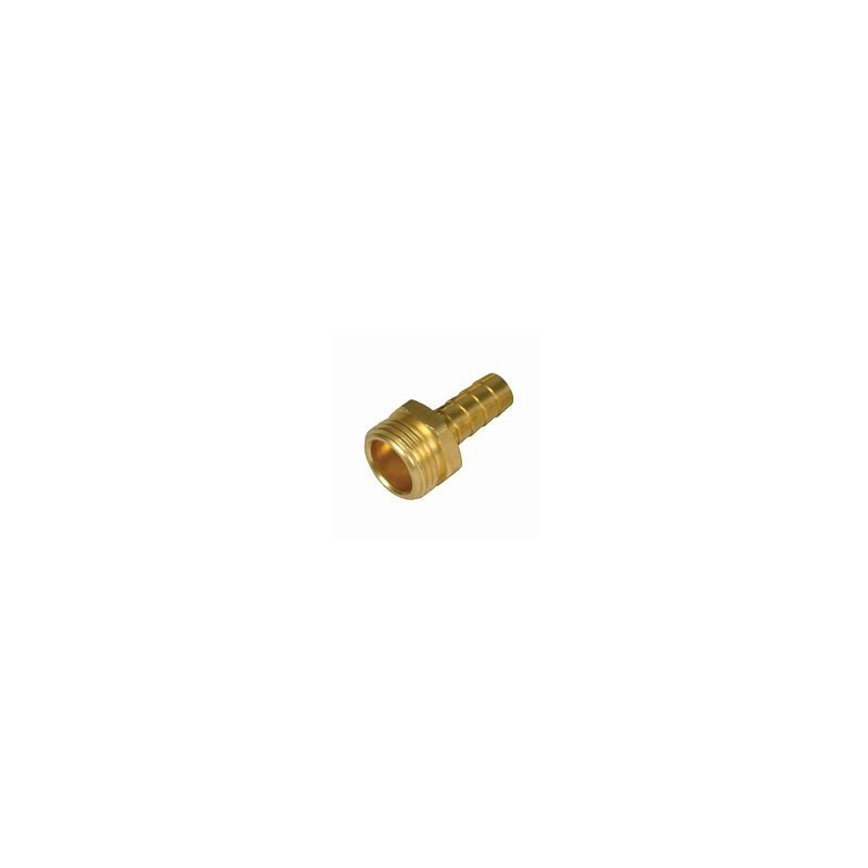 "HOSE CONNECTOR MALE  1""1/2 D38MM"