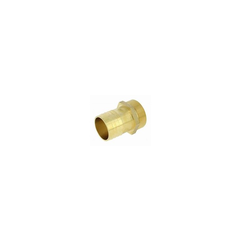 "HOSE CONNECTOR MALE 1""1/2 DIAM 35MM"