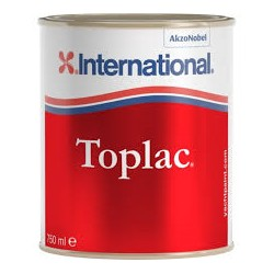 INTERNATIONAL TOPLAC WHITE 001 375ML