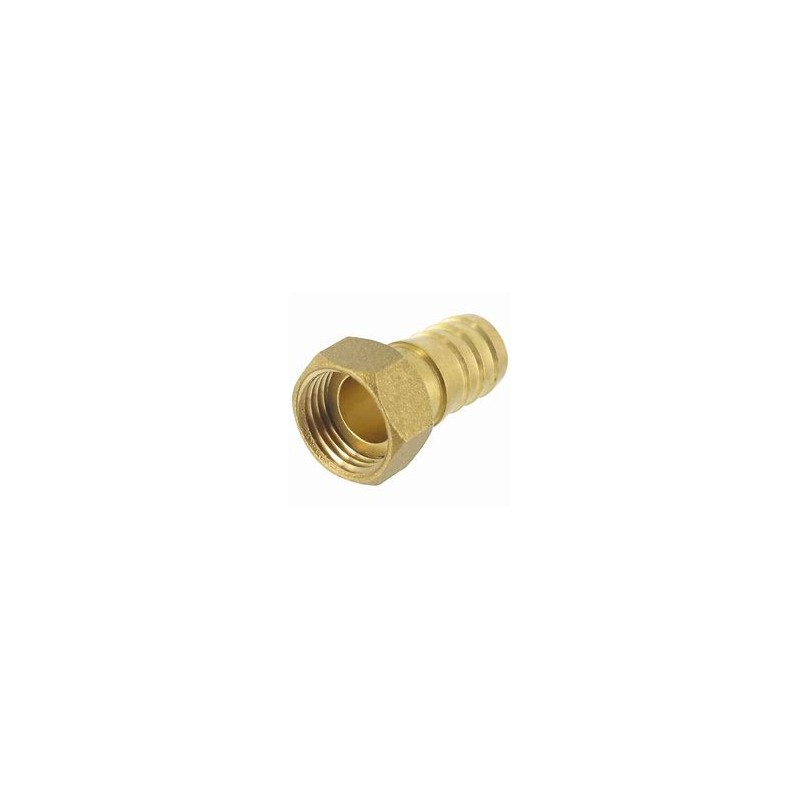 "HOSE CONNECTOR FEMALE 1/2"" D16MM"