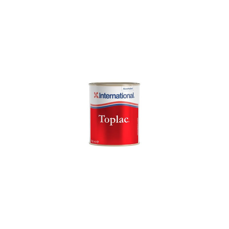INTERNATIONAL TOPLAC BLACK 051 375ML