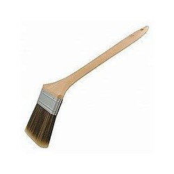 DISPOSABLE ANGLED BRUSH 40MM