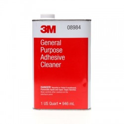 3M ADHESIVE CLEANER QUART 08984