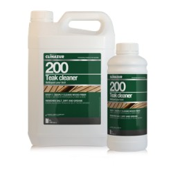 CLIN AZUR 200 TEAK CLEANER STEP1 5L