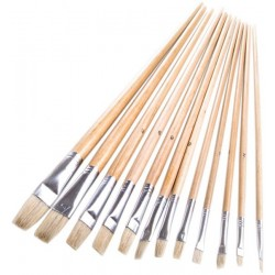 ARTIST BRUSH FLAT 12MM