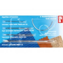 PRYM - KIT 5 AIGUILLES / NEEDLES SET OF 5