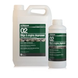 CLIN AZUR 02 BIO BILGE CLEANER 5L