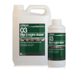 CLIN AZUR 03 COLD WASH PROFESSIONAL BILGE CLEANER 5L