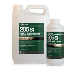 CLIN AZUR 205 SI HULL AND DECK CLEANER 1L