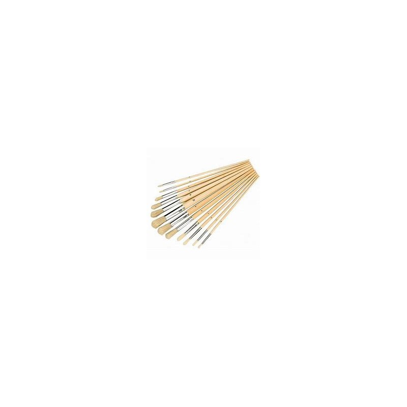 ARTIST BRUSH ROUND 12MM