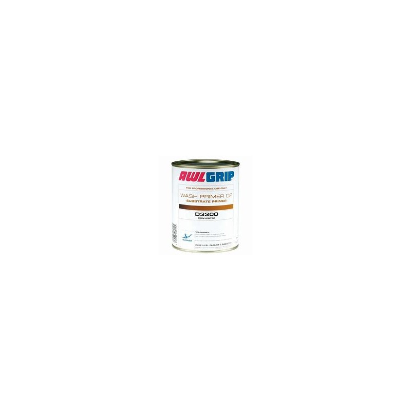 AWLGRIP WASH PRIMER CONVERTER 3300 QUART