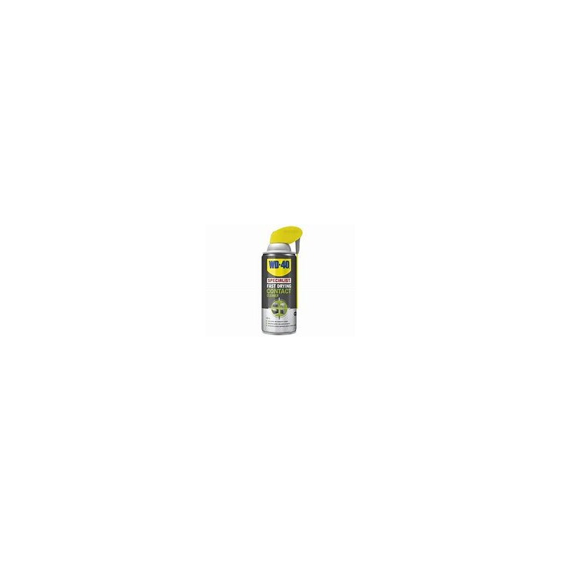 WD40 CONTACT CLEANER SPRAY CAN 400ML