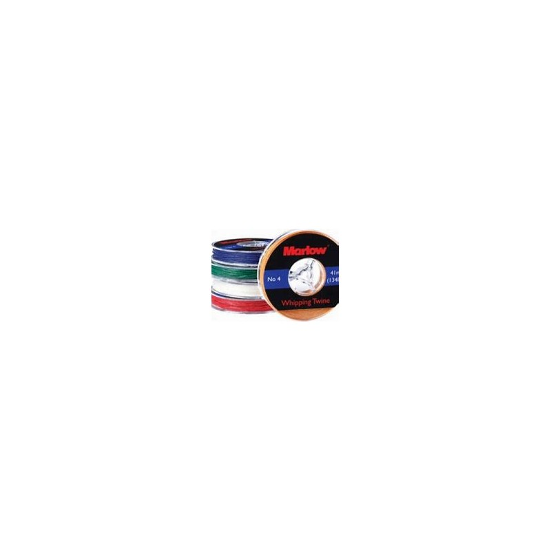 MARLOW WHIPPING TWINE BLUE D0.8MM N°04
