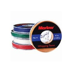 MARLOW WHIPPING TWINE RED D0.8MM N°04
