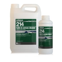 CLIN AZUR 214 SALES AND CANVAS CLEANER 5L