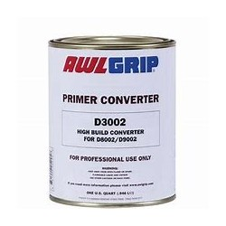 AWLGRIP HIGH BUILD D3002 CONVERTER QUART