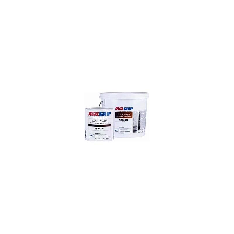 AWLGRIP AWLFAIR D8200 LW WHITE BASE QUART