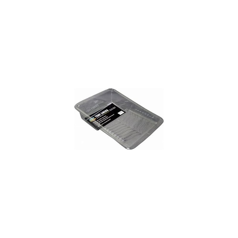 TRAY LINER FOR FLAT TRAY 180MM PACK OF 5