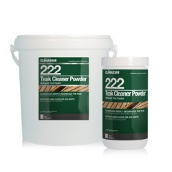 CLIN AZUR 222 TEAK CLEANER POWDER 1KG