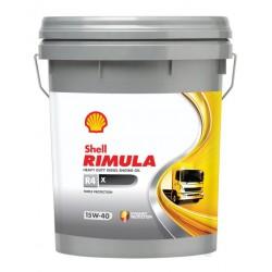 SHELL RIMULA R4X 15W40 20L