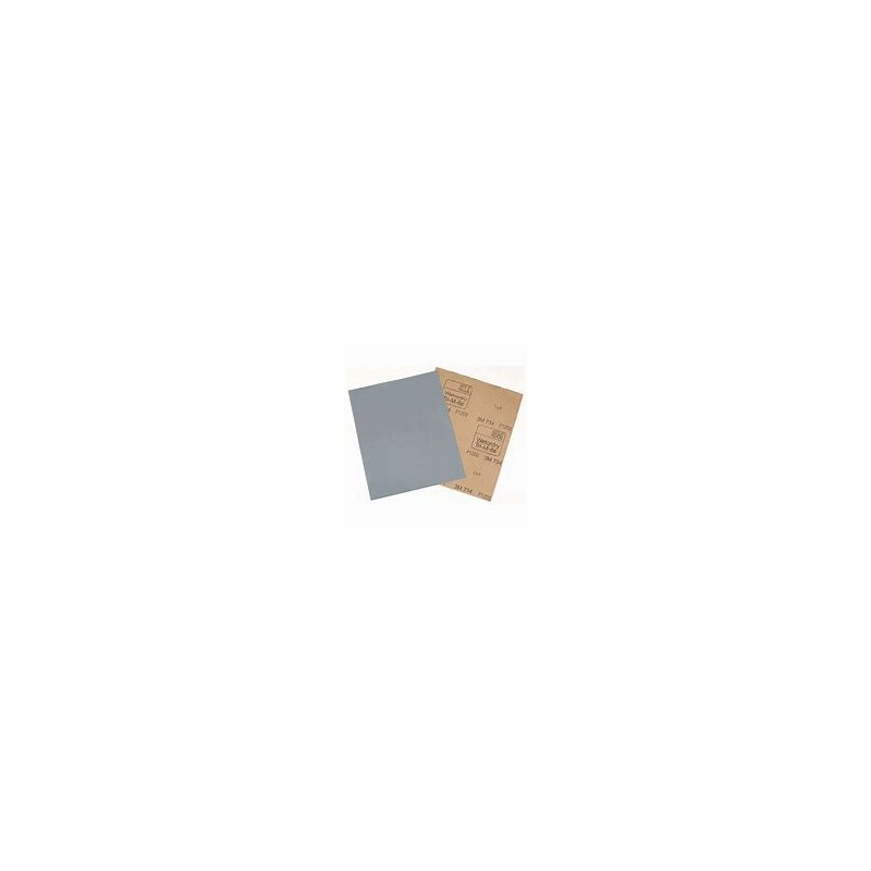 3M SANDING PAPER 734 WETORDRY P1000