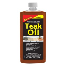 STARBRITE GOLDEN TEAK OIL 946ML
