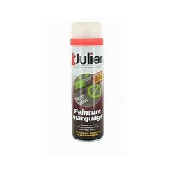 JULIEN SPRAY FLUO ORANGE 400ML
