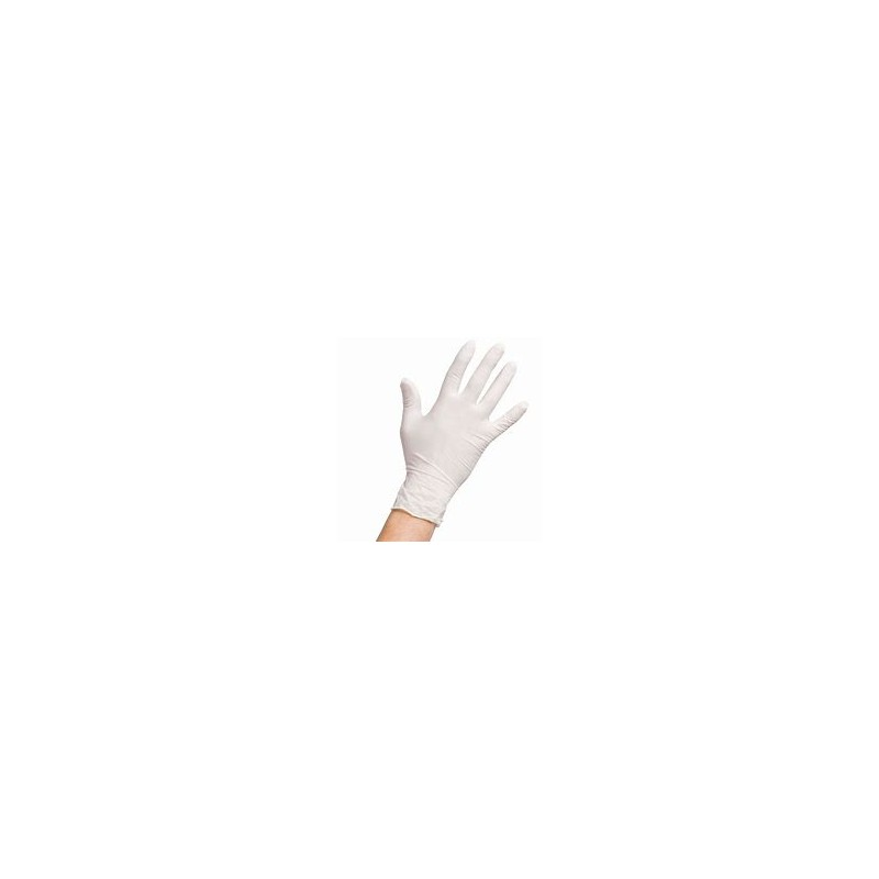 LATEX GLOVES LARGE BOX OF 100