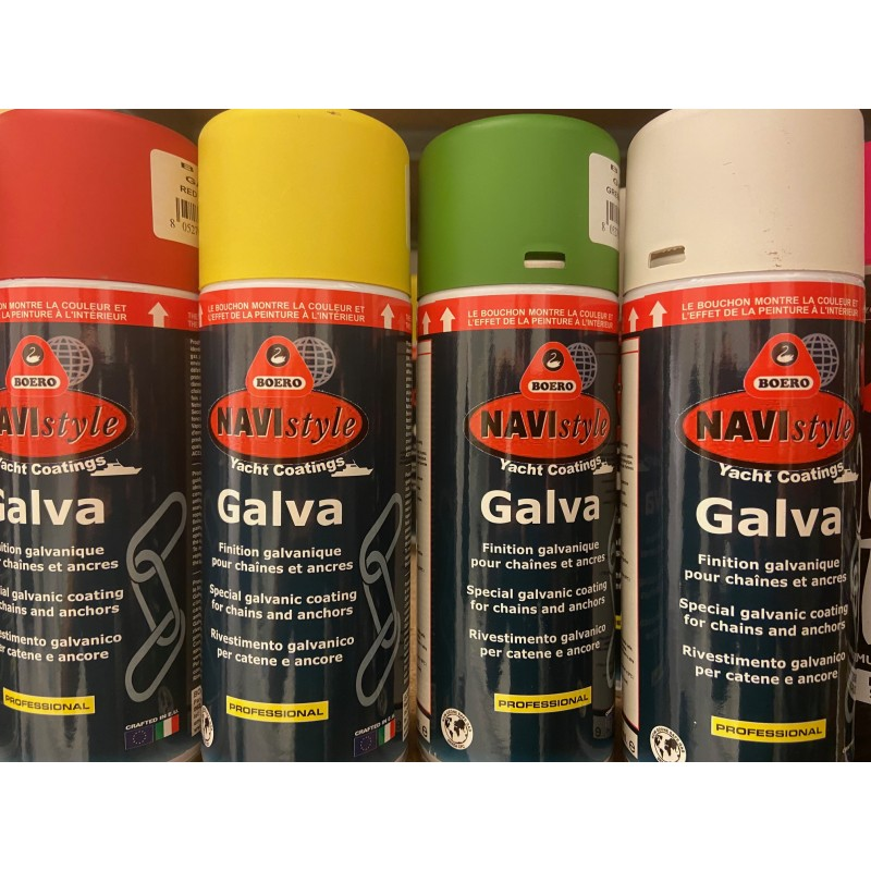 NAVISTYLE SPRAY SPECIAL FOR CHAIN RED 500ML