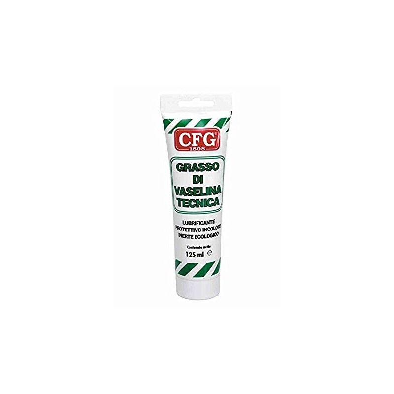 CFG TECHNICAL VASELINE GREASE 125ML
