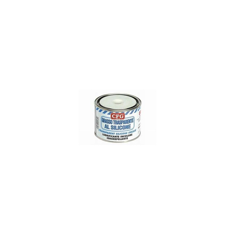 CFG CLEAR SILICONE GREASE 500 ML