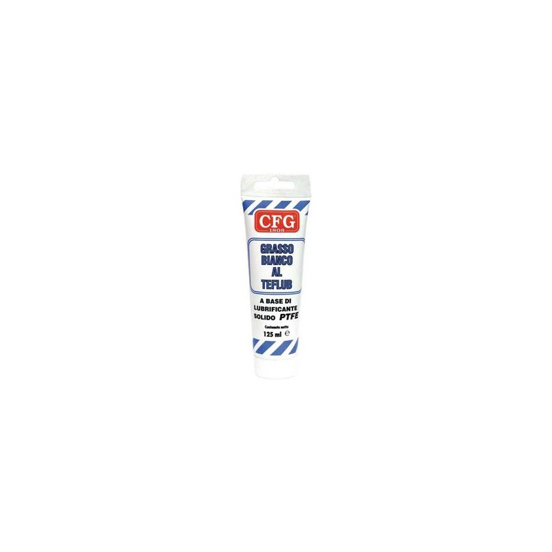 CFG WHITE GREASE TEFLUB 125 ML