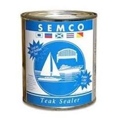 SEMCO CLEARTONE TEAK OIL GAL