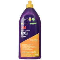 3M PERFECT IT 36110  POLISH LIGHT+ WAX YELLOW 946ML