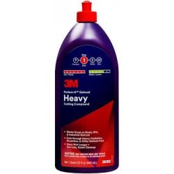 3M PERFECT IT POLISH HEAVY RED 946ML